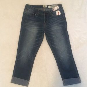 Denim girl jeans (junior size 11)